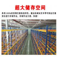 重型托盘货架满足现代化企业低成本、低损耗、高效率的物流供应链的管理需要