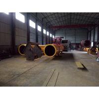 富威重工直销2.4×20m转筒干燥机 工业烘干设备