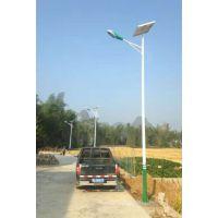 厂家新农村6米路灯杆太阳能路灯报价户外马路灯直销