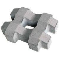 天津爱尔草坪砖优质井字植草砖普通混凝土实心砌块