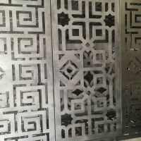 万达幕墙铝板、别墅雕花铝板