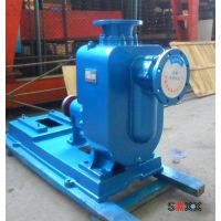 污水处理设备厂家无堵塞自吸排污泵厂家直销-沃利克