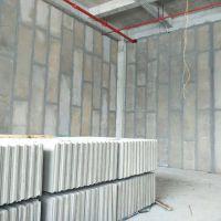 供应佛山 广州 清远9公分厚轻质隔墙板 隔音防火防水墙板