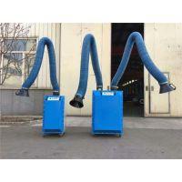江西巨龙环保生产高效率dhy-12移动式焊烟净化器