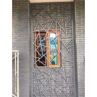 商业街装饰专用仿古中式铝窗花