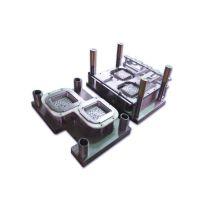【银工机械】96G-铝箔容器生产模具。一次性餐盒模具、冲压成型模、可加工定制