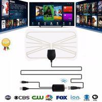 EBAY速卖通wish新款热卖欧美HDTV Antenna高清数字室内电视天线