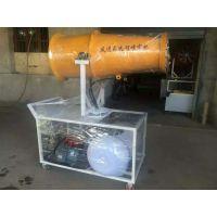陕西MR-300移动式雾化炮工地雾炮机