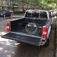 郑州日产新一代锐琪p11货箱宝d22皮卡垫车厢保护盒河南卡特车厢后箱宝后尾槽