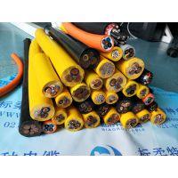 上海标柔凯芙拉双层聚氨酯卷筒电缆