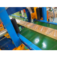 碳光板水平缠绕包装机,山东喜鹊包装机械有限公司
