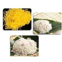 玉米米/黄金米/黄金营养米生产设备 挤压膨化制粒技术