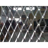扬州亘博低碳菱形钢板网安装简易厂家供应