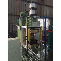压缩机盖板铜管焊接专机