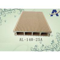 爱乐木塑 安徽宿州木塑工厂 木塑方孔地板 140*25 140*30 145*25