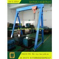 武汉模具吊架,小型起重模具吊架,1吨模具起吊龙门架厂家,创优注塑模具吊架高清图