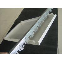 高边S型条扣板 加油站专用吊顶防风铝条扣价格