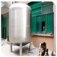 直销南宁饮料厂304不锈钢储罐食品级无菌型储罐 内外抛光质量保证