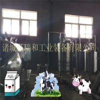 鲜奶加工设备-瓶装豆奶生产线