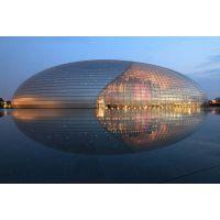 河南远大郑州双曲面中空钢化玻璃 球形双曲面玻璃生产厂家