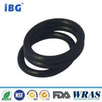 氟硅o型圈黑色橡胶进口O型圈厂家