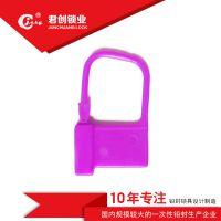 订做一次性挂锁封条 一次性锁 货柜封条 集装箱封条锁 电表箱锁