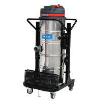 大型伊博特集尘器吸铁屑大功率不锈钢工业吸尘器工业用