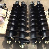 艾迪系列挖掘机配套25米螺旋钻 长螺旋钻杆 质量优 性能高 一件代发