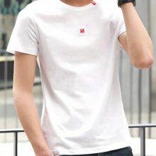 服装尾货批发内江便宜男装T恤夏季服装韩版男士上衣纯棉t恤批发
