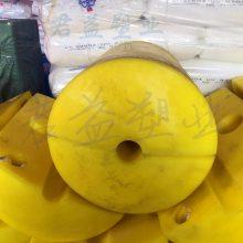 嘉兴直径50公分海上浮桶 80公分PE滚塑浮桶价格