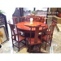 御美尚品红木沙发,书桌椅,餐桌椅,缅甸花梨木精品家具