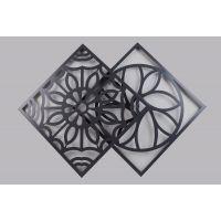 佛山雕花氟碳铝单板 铝单板雕花铝单板幕墙 镂空装饰铝单板