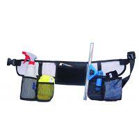 保洁专用腰包 喷壶毛巾铲刀收纳包 保洁员工腰包 物业KTV专用腰包