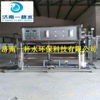 鑫鼎纯3吨/小时大型水处理设备去离子反渗透设备