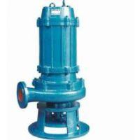 供应优质WQ QW系列排污泵 无负压供水设备