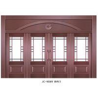 铜木门和铜门的制作步骤