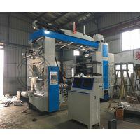 诺鑫牌 六色高速柔版印刷机 印刷机厂家 柔性版印刷机