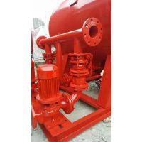 江洋消防水泵XBD9.6/25-100GDL立式单级消防泵稳压泵