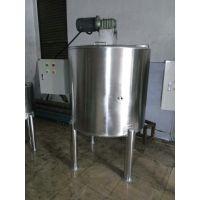 广州方联供应1000L不锈钢电加热搅拌罐316L发酵罐酵素生产设备