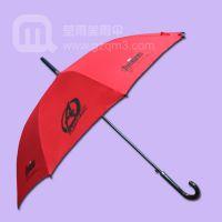 【广州雨伞厂】生产—动漫红色雨伞 直杆伞 广告直杆伞