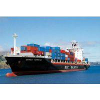 广州到丹东往返海运/集装箱水运物流