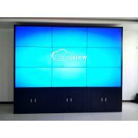 三星55寸1.7mm拼缝液晶拼接屏 监控显示 视频会议电视墙