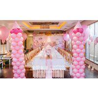 陆毅为贝儿办生日派对如童话故事,童梦气球讲生日会意义