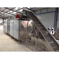诸城凯旭大型多层带式干燥机蔬菜水果连续隧道式蒸汽加热网带烘干机