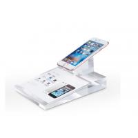 苹果8安卓手机21*21新款通用亚克力水晶支架底座