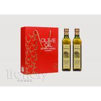 食用油包装设计 橄榄油包装 山茶油包装盒 芝麻油包装礼盒 天得利设计+印刷