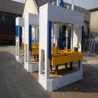 厂家直销木工机械设备 半自动液压式冷压机 实木加工冷压机