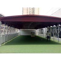 宁波江东区工厂活动遮阳收缩雨棚布 固定法式遮阳蓬 推拉折叠帐篷专业定做