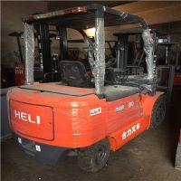 直销二手电动叉车1.5吨 二手电瓶叉车2吨