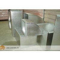 上海通风管道工程安装 白铁皮加工风管 餐厅风管改造设计安装